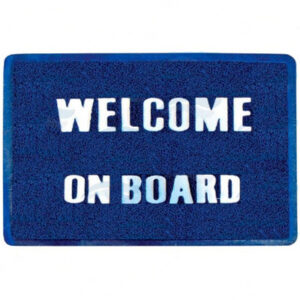 Tapete Welcome On Board